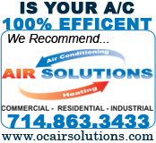 Air Conditioning Install in Orange County